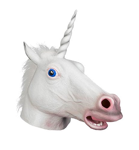 e-joy Halloween Mask Collection (Unicorn Mask) -