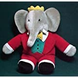 Vintage Babar Collectible Plush (15) by Macy's