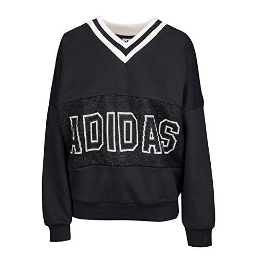後継哲学救出(アディダスオリジナルス) adidas Originals Adibreak Varsity Sweatshirt レディース パーカー?トレーナー [並行輸入品]