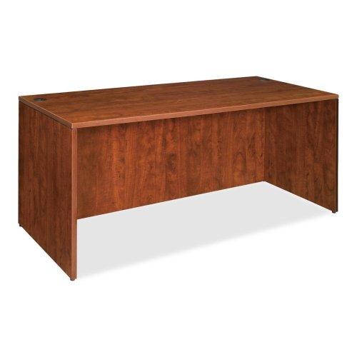 LLR69407 - Lorell Essentials Rectangular Desk Shell ()