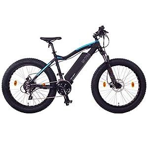 """NCM Aspen+ 26"""" Bicicletta elettrica, Fat Bike, 48V 16Ah 768Wh 7 spesavip"""
