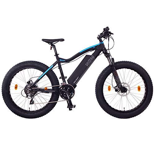 🥇 NCM Aspen+ 26″ Bicicleta eléctrica