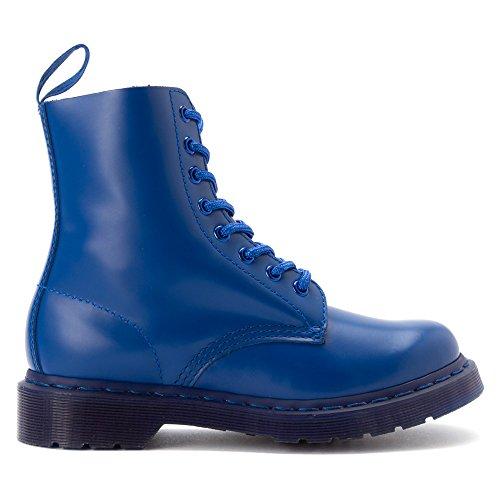 Dr. Martens Heren Pascal 8 Eye Boot Blauw