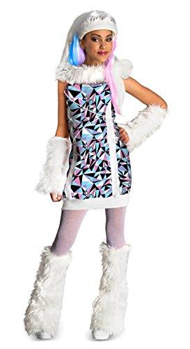 Monster High Abbey Bominable Costume - Medium