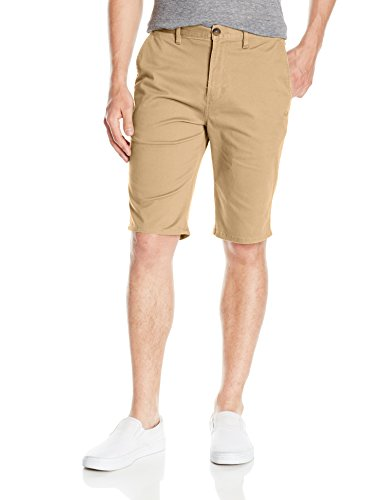 (Element Men's Howland Classic Straight Flex Fit Walkshort, Desert Khaki, 32)