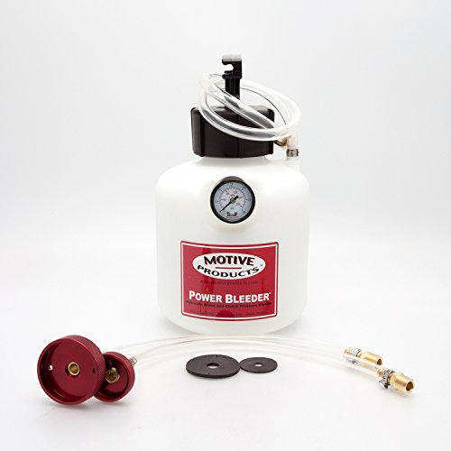 Motive Products Brembo Front/Rear and Clutch Power Bleeder MP-0160