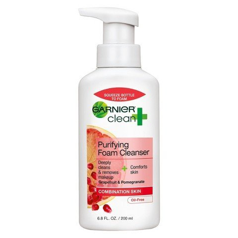 Garnier Clean Purifying Cleanser Combination