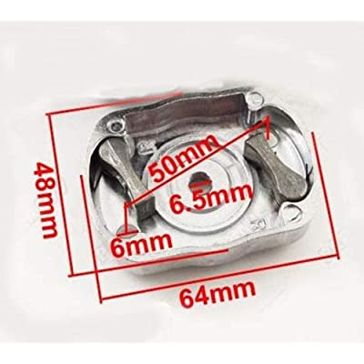 WhatApart Metal Claw (Pawl) for MOTOVOX MVS10 43cc, 49cc Stand-up Gas Scooter: Toys & Games