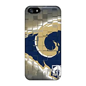 Iphone 5/5s FBW11516ztHc Unique Design Nice St. Louis Rams Skin Best Hard Phone Cases -TimeaJoyce