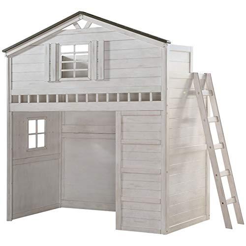 37165 tree house loft bed