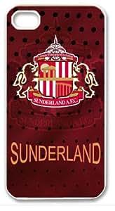 FC-Sunderland Iphone 4/4s Case Cool design for Football Fans