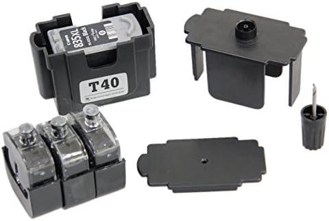 Kit DE FÁCIL Recarga para Cartuchos de Tinta Canon 40, 41 Negro y Color, Tinta Incluye Clip y Accesorios: Amazon.es: Electrónica