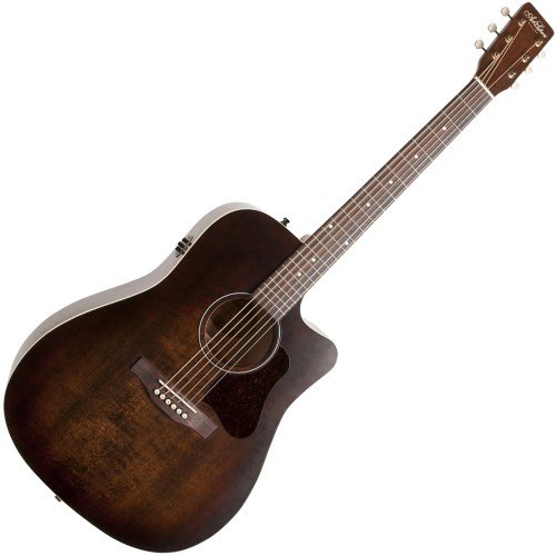 art-lutherie-legacy-cw-qit-acoustic-electric-guitar-bourbon-burst