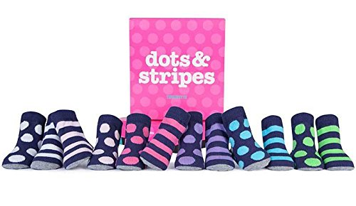 Trumpette Baby Girls' Sock Set-6 Pairs
