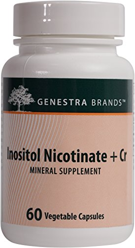 Genestra Brands Inositol Nicotinate Chromium
