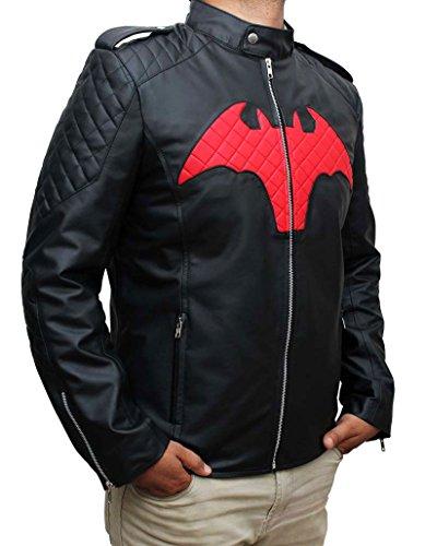 Adult (Arkham Knight Red Hood Costume)