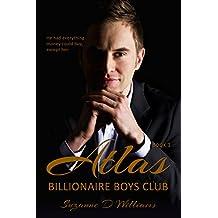 Atlas (Billionaire Boys Club Book 1)