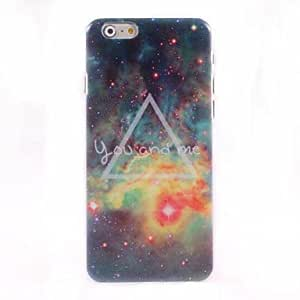 """You and Me Design Hard Case for iPhone 6 (4.7"""")"""