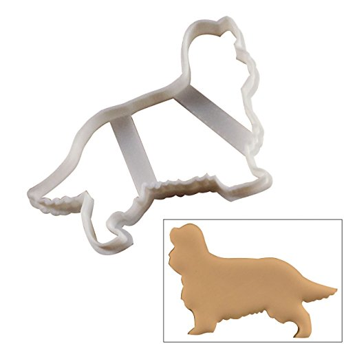 (Cavalier King Charles Spaniel cookie cutter, 1 pc, Ideal gift for dog lovers )