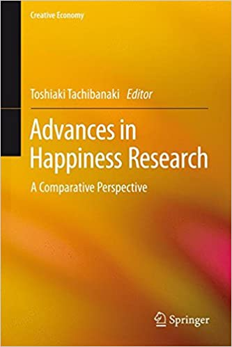 Book Advances in Happiness Research: A Comparative Perspective (Creative Economy)