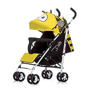 Baobcher Cochecitos para niños pequeños Cute Cartoon Lightweight ...