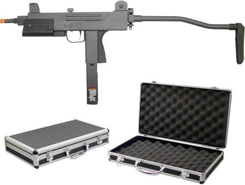 (hfc model-203zt77 gas blowback semi/full auto w/deluxe gun case(Airsoft)