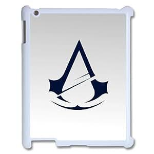 iPad 2,3,4 Assassin's Creed pattern design Phone Case HAC13SJ12978