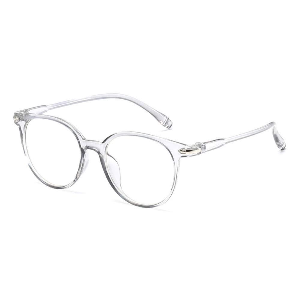 Ruiboury Blue Light Blocking Spectacles eyestrain decorative glasses,Computer radiation Anti Eyestrain Decorative Glasses Light Computer Radiation Protection Eyewear