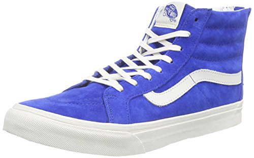 Mixte Vans Baskets Sk8 scotchgard bleue Basses hi Adulte Bleu 7TrxEITqw