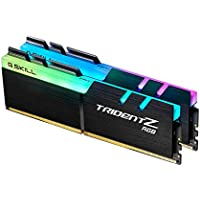G.SKILL TridentZ RGB Series 16GB (2 x 8GB) PC4 27700 3466MHz DDR4 288-Pin DIMM Desktop Memory
