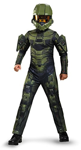 Best Priced Halloween Costumes (Master Chief Classic Costume, Large)