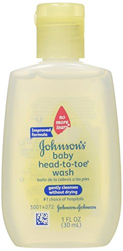 johnsons-baby-wash-head-to-toe-1-ounce-pack-of-48