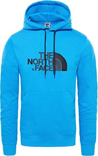 Blue Felpa Drew Sportiva Uomo The North Cappuccio Face Peak Con Black Bomber tnf wBEEvXqIx