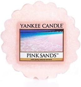 Yankee Candle Wax Melt Pink Sands
