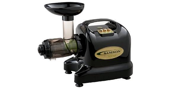 SAMSON GB-9001 - Licuadora multifunción, color negro (material ...
