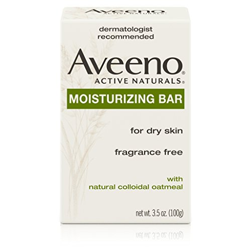 Aveeno Bar Dry Size 3.5 Ounce Aveeno Moisturizing Bar For Dry Skin (Pack of 3)