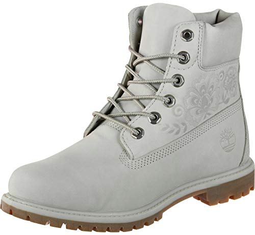 Timberland Boots Beige Premium Pâle 36 inch Femme 6 Rose rqgtraw