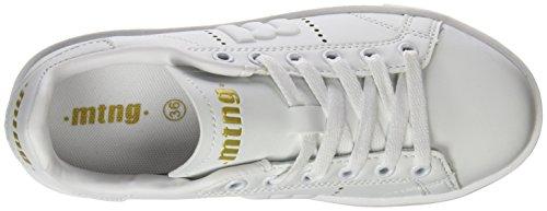 MTNG Attitude 69222, Zapatillas Mujer Blanco (Action Pu Blanco)