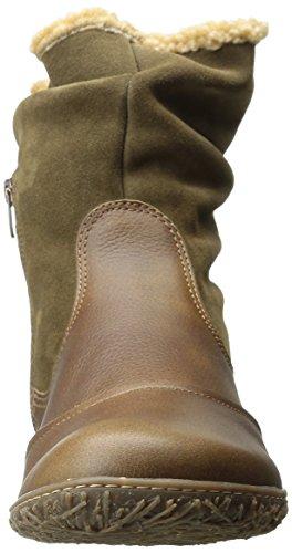 El Naturalista Womens Nido N758 Winter Boot Kaki
