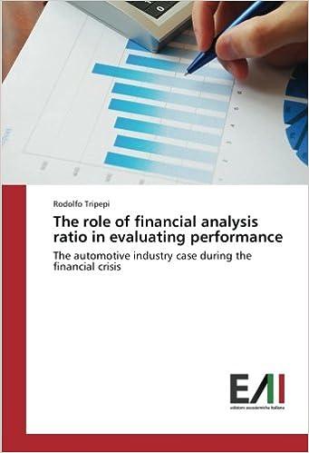 amazon financial analysis paper