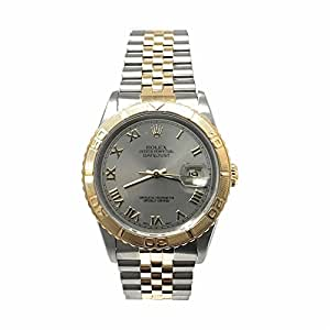 Rolex Datejust swiss-automatic mens Watch 16263 (Certified Pre-owned)
