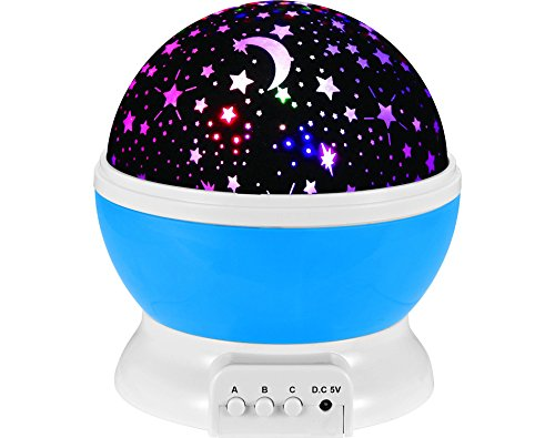 Multicolor Projector Childrens Lighting Removable product image