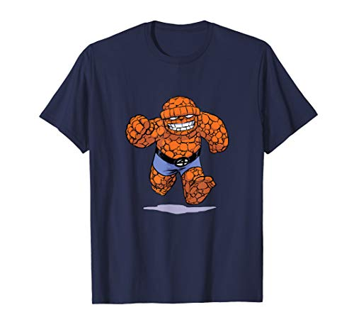Marvel Fantastic Four Ben Grimm The Thing Young T-Shirt -