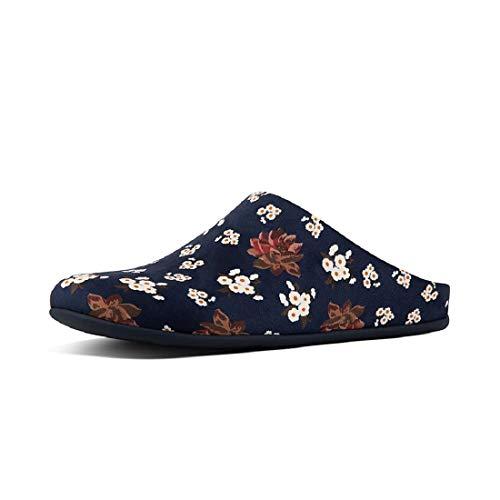 royal Donna Floral Blu Chrissie 043 Fitflop Blue Pantofole Dark wqEYz4I