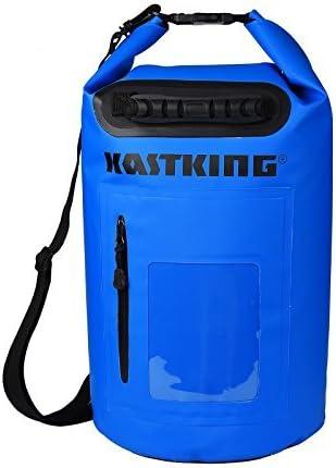KastKing - Bolsa impermeable enrollable para playa, senderismo ...