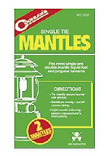 Mantle Lantern Sngl Tie Liquid (Coghlans Tie Single)