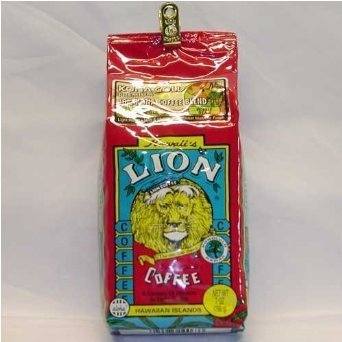 Lion Coffee Gold whole bean 10 oz. by Lion Coffee