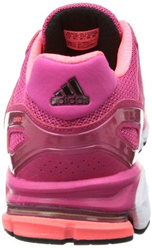 adidas Performance Response Cushion 22 W - Zapatillas de correr de material sintético mujer rosa - Pink (BLAST PINK F13 / NIGHT MET. F13 / RED ZEST S13)
