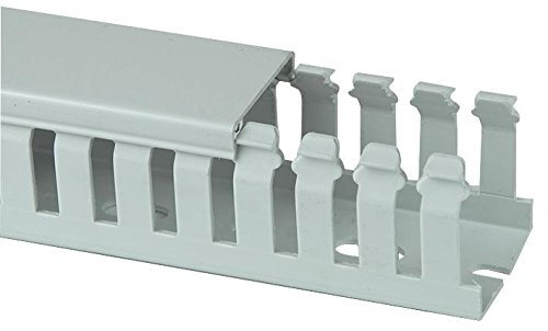 Halogen Free CBL TRUNKING 37.5X37.5 External Height 37.5mm External Width 37.5mm Raceway/Duct Colo ()