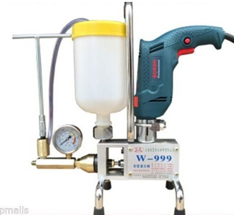 Welljoin New Grouting Machine Grouting Injection Pump High Pressure Leak Stoppage Machine